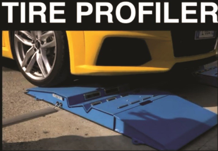 Tyre Profiler Increases Safety